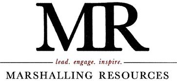 Marshalling Resources Logo
